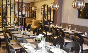 Bosphorus Turkish Restaurant Hitchin: Two-Course Turkish Dining Experience with Sides for Two or Four at Bosphorus Turkish Restaurant Hitchin (Up to 32% Off)