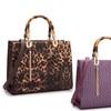 MMK Collection Fall Bamboo Women's Satchel Handbag