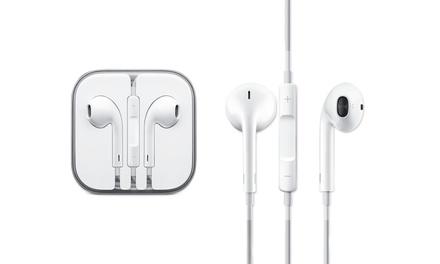 Écouteurs Appleavec télécommande
