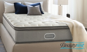 Beautyrest Advantage 12 Plush Pillowtop Mattress Set Free White Glove Delivery
