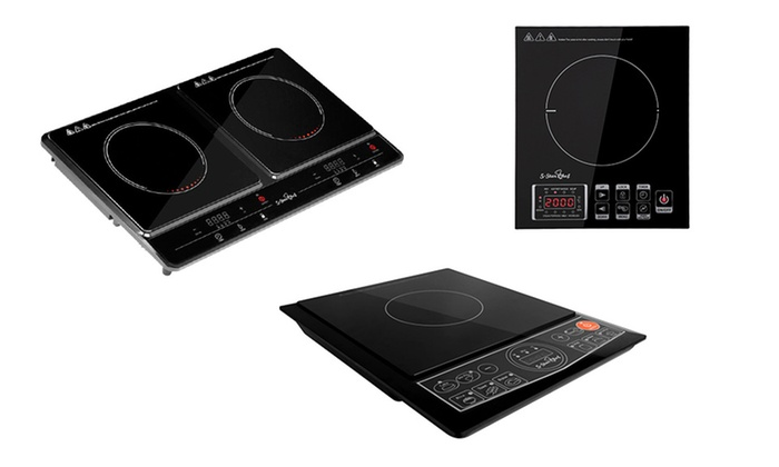 Portable Induction Cooktop | Groupon