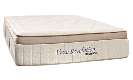 $199 for $550 Toward Visco Memory-Foam Mattresses at Cloudz Mattress Gallery