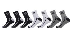 x7 paires chaussettes Freegun