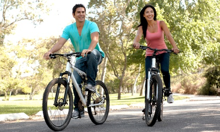 Bike Rental for One, Two, or Four with MCNY Admission from Bike Rental Central Park (Up to 71% Off)