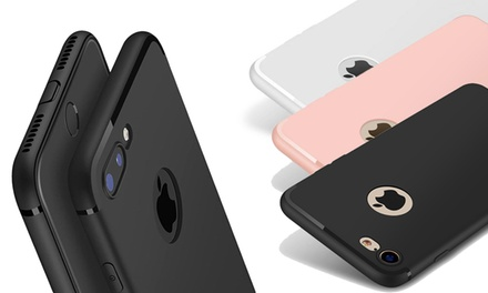 One or Two Matte Cases for iPhone
