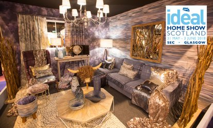 image for The Ideal Home Show, 31 May–3 June at the SEC, Glasgow (Up to 57% Off)
