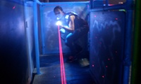 Two Games of Laser Tag for Two at Quasar South Shields (50% Off)