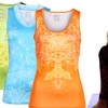 YMX Women's Activewear Tops