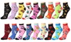 Frenchic Women's Low-Rise No-Show Ankle Socks (18 Pairs)