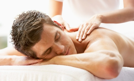 One 60Minute Swedish Massage at Dragonfly Healing Arts (51% Off)