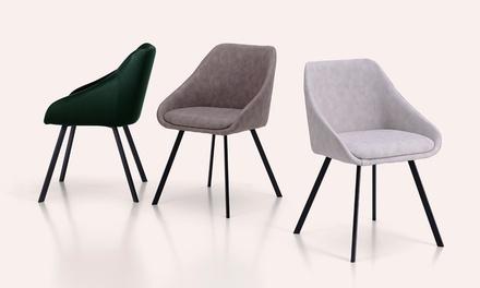 Set di 2 sedie Monza TFT Furniture