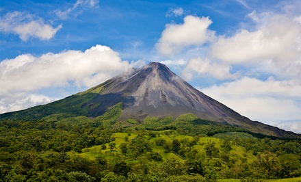✈ 7-Day Tour of Costa Rica with Round-Trip Airfare from Gate 1 Travel. Price/Person Based on Double Occupancy.
