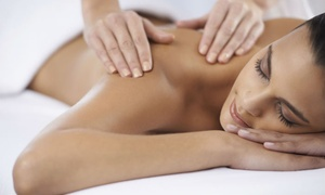 Body Matters: Rug-, nek-, en schoudermassage ofontspannende lichaamsmassage vanaf €24,99 bij Body Matters te Wilrijk