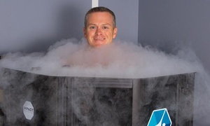 Up to 58% Off Cryotherapy Treatments at Cryology  at Cryology, plus 6.0% Cash Back from Ebates.