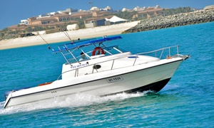Asfar Renting Boats and Cruise Ships:  Boat Cruise for Ten People for Up to Six Hours from Asfar Renting Boats and Cruise Ships (Up to 58% Off)