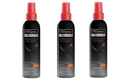 Tresemme Perfectly Undone Sprays