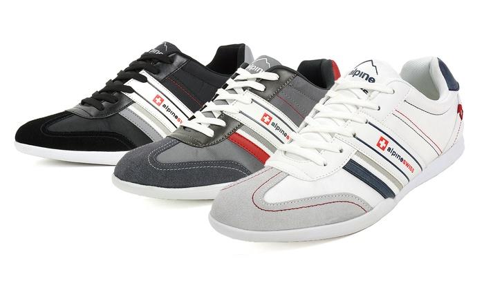 Alpine Swiss Casual Retro Fashion Sneakers