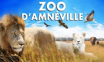 1 entrée enfant ou adulte pour le Zoo avec en option entrée à lAquarium et Cadeau de3€ dès 24,90 € au Zoo dAmnéville