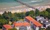 Niemcy, Morze Bałtyckie: pokój lub apartament ze śniadaniem i spa
