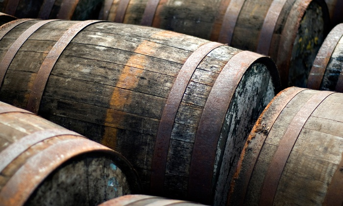 The Albany Distilling Company - Albany: Distillery Tour and Glasses for Two or Four at The Albany Distilling Company (Up to 50% Off)