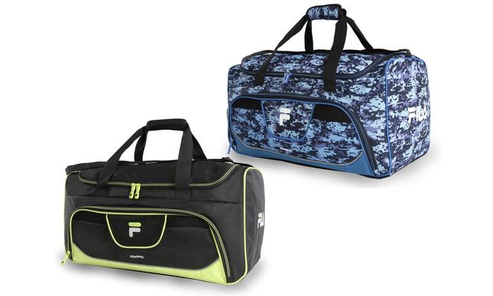 ef32d6ddec0c Up To 50% Off on Fila Speedlight Gym Duffel Bag