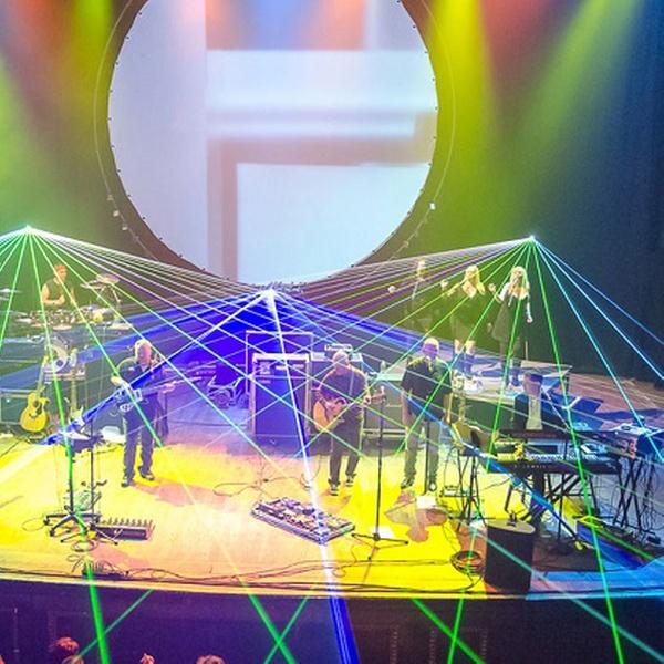 Pink Floyd Tribute Concert Bricks In