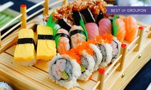 Koku Sushi Poznań: Zestaw 28 kawałków sushi za 65,99 zł i więcej opcji w Koku Sushi Poznań (do -41%)