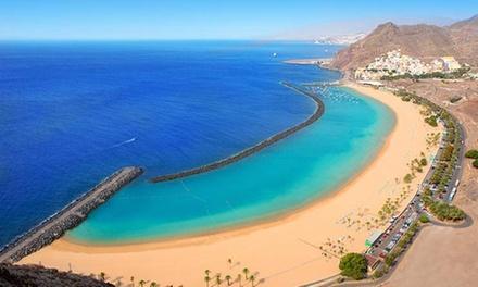 Santa Cruz de Tenerife: estancia en apartamento para 2 personas con detalle de bienvenida en Los Rodeos Apartaments