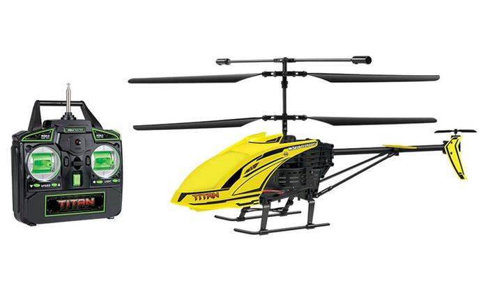 Super Tuff Titan Gyro Helicopter | Groupon Goods