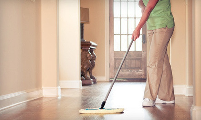 Merry Maids - Piedmont Triad: Housecleaning for Four or Six Rooms from Merry Maids (Up to 56% Off)