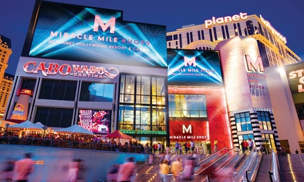 $12 for $20 Toward Apparel, Restaurants, and Moreat Miracle Mile Shops