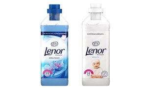 Pack d'adoucissants Lenor