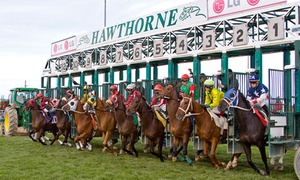 Hawthorne Race Course: Twilight Thoroughbred Racing on Saturday, April 30, at 5:30 p.m.