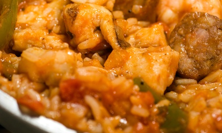 $15 for $25 Worth of Cajun Seafood and Po' Boys at David's Seafood Kitchen