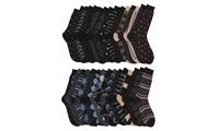 Harve Benard Mens Dress Socks 30-Pack
