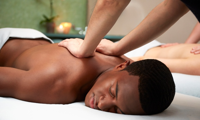 Midpoint Wellness Center - Glendale: One or Two Swedish Massages or One Couples Swedish or Deep-Tissue Massage at Midpoint Wellness Center (Up to 54% Off)