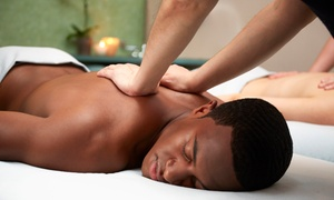 Spa 66 at Hyatt Regency: 50-Minute Couples Massage with Spa Access and Optional Lunch at Spa 66 at Hyatt Regency (Up to 51% Off)