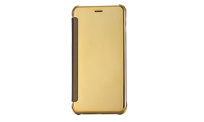 Coque miroir incassable iphone groupon for Miroir incassable