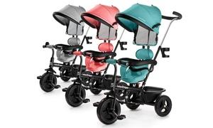 Tricycle Baby Tiger 4en1