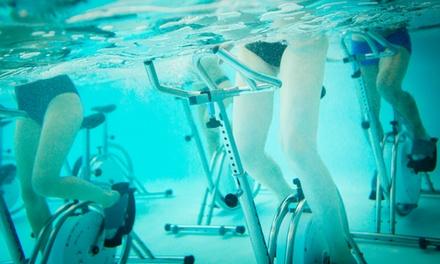 3 ou 5 séances d'aquabike dès 45 € dans la salle de sport Sowai