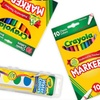 Ultimate Crayola Crayons, Colored Pencils, and Markers Kit