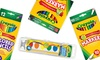 Ultimate Crayola Crayons, Colored Pencils, and Markers Kit: Ultimate Crayola Crayons, Colored Pencils, and Markers Kit