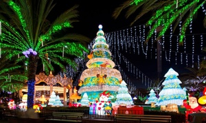 Global Winter Wonderland: Holiday Theme-Park Visit at Global Winter Wonderland (Up to 36% Off). Four Options Available.