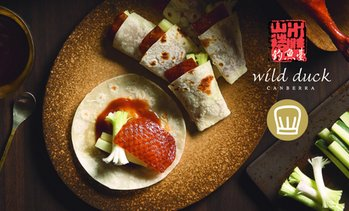 Asian 5-Course Degustation Menu