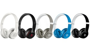 Clearance: Beats by Dr. Dre Solo 2 / Luxe Edition Wired Headphones NEW
