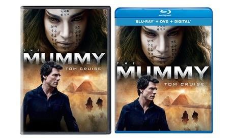 The Mummy on DVD or Blu-ray Combo 68c3bcc4-8d09-11e7-a6ac-00259069d7cc