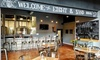 Up to 49%  Off Package for Two or Four at Eight and Sand Beer