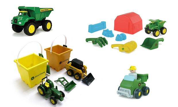 John Deere Boys Toys Bundles | Groupon Goods