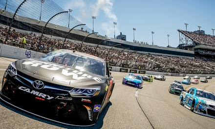 TOYOTA OWNERS 400 with Optional Pre-race Pit Pass or Laps Around Track in Personal Vehicle on April 30