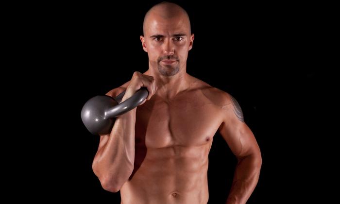 TNT Fitness Studio - Belleville: 10 or 20 Cardio Kick or Butt and Gutt Classes at TNT Fitness Studio (Up to 80% Off)